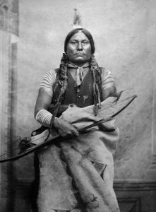 Gall, Leader of Sioux Forces